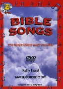Bible Songs DVD (Free with purchase)