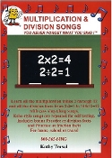 Multiplication + Division Songs DVD