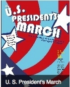 Presidents March CD