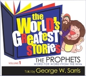 World's Greatest Stories (NIV) - # 1 The Prophets (CD)