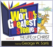 World's Greatest Stories (NIV) - # 2 The Life of Christ (CD)