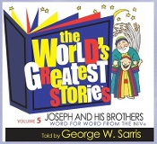 World's Greatest Stories (NIV) - #5 Joseph and His Brothers (CD)