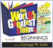 World's Greatest Stories (NIV) - # 3 Beginnings (CD)