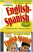 Bilingual #1 English-Spanish (CD and Book) Sara Jordan
