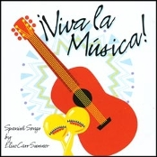 Viva La Musica - CD and Book (Elise Sumner)