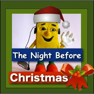 The Night Before Christmas Read-Along Movie (iPad, Mac, PC)