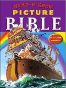 Read-N-Grow Picture Bible: (collectible)