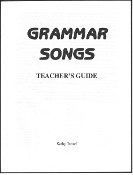 Grammar Songs Teacher's Guide