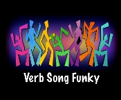 "Verb Song Funky mp4 from ""Grammar Songs"" by Kathy Troxel"