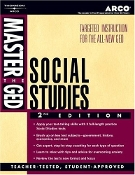 Social Studies - Master the GED (like new) ARCO