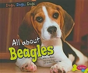 All About Beagles (new paperback) by Erika Shores