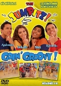 The Jumpitz - Goin' Groovy! (Spanish version) DVD 12 Songs