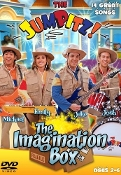 The Imagination Box - DVD - 14 Songs, 60 minutes (new)