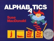 Alphabatics by Suse MacDonald (used paperback)