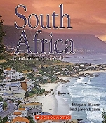 South Africa - Enchantment of the World (used hardbound)