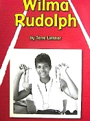 Wilma Rudolph (paperback) by Terre Lintner Grade 4