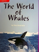 The World of Whales (Anastasio) Grade 4 (new paperback)