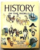 History of the World for Young Readers by Paul Gelinas (used)