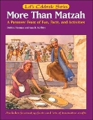 More Than Matzah - Debbie Herman (new) Passover Feast