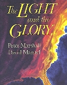 The Light and the Glory by Peter Marshall (used paperback)