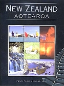 New Zealand Aotearoa (Four Page Centerfold) Picture Book