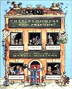Charles Dickens and Friends by Marcia Williams (used hardbound)