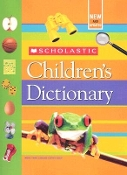 Scholastic Children's Dictionary (like new)
