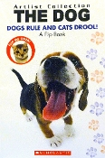 Dogs Rule and Cats Drool! A Flip Book (new paperback)