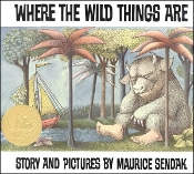 Where the Wild Things Are - Maurice Sendak (like new paperback)