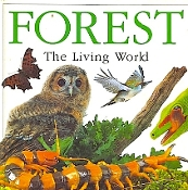 Forest - The Living World (DK Publishing) hardcover
