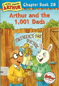 Arthur and the 1,001 Dads by Marc Brown (used hardcover)