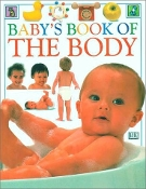 Baby's Book of the Body by Roger Priddy (new hardbound)