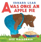 A Was Once An Apple Pie by Edward Lear (used paperback)