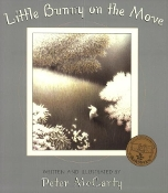 Little Bunny on the Move by Peter McCarty (like new)