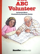 The ABC Volunteer by Rachel Mann (like new paperback)