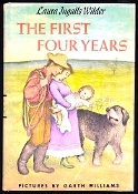 The First Four Years - Laura Ingalls Wilder (used paperback)