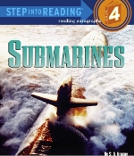 Submarines by S.A. Kramer (like new paperback) Step 4