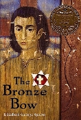 The Bronze Bow by Elizabeth George Speare (used paperback)