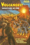 Volcanoes! Mountains of Fire by Eric Arnold (used hardbound)