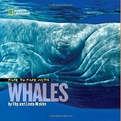 Face to Face With Whales by Flip and Linda Nicklin (used)