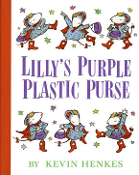 Lily's Purple Plastic Purse by Kevin Henkes (new hardbound)