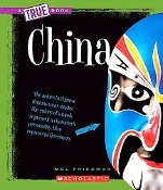 China - A True Book by Mel Friedman (new paperback)