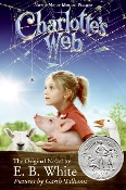 Charlotte's Web by E.B. White (used paperback)