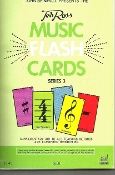 Music Flash Cards by Ted Ross (Series 3) (like new)
