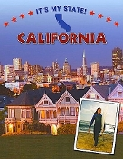 California (It's My State!) by Michael Burgan (used hardbound)
