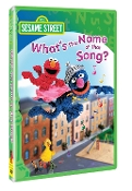 DVD - What's the Name of That Song? Sesame Street (slightly used