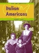 Italian Americans by Carolyn Yoder (like new paperback)