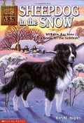 Sheepdog in the Snow by Ben Baglio (used paperback)