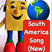 Geography - South america capital song