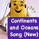 Continents and Oceans Song (New) mp3